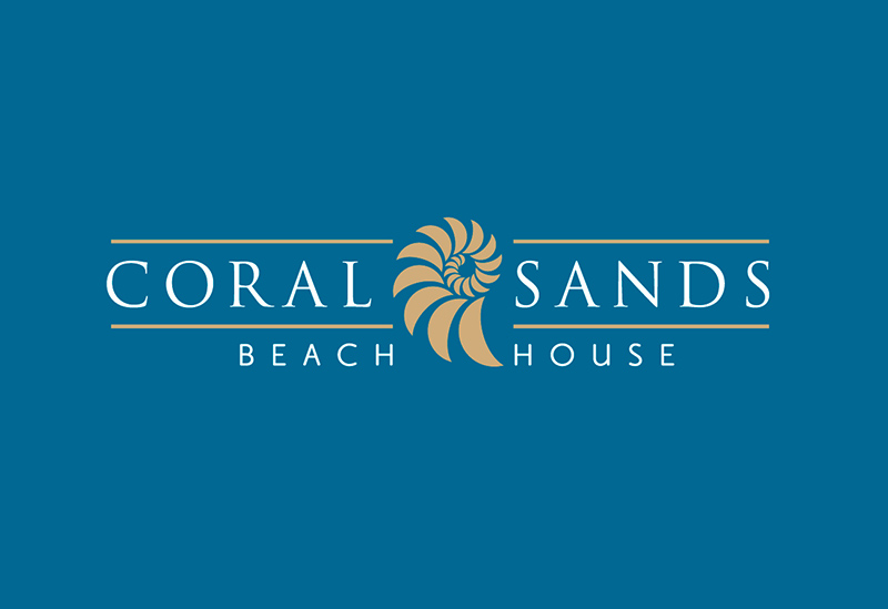 Coral Sands Beach House – Brand Identity