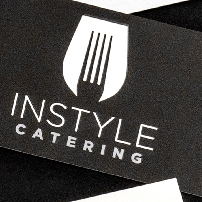 Instyle Catering – Branding