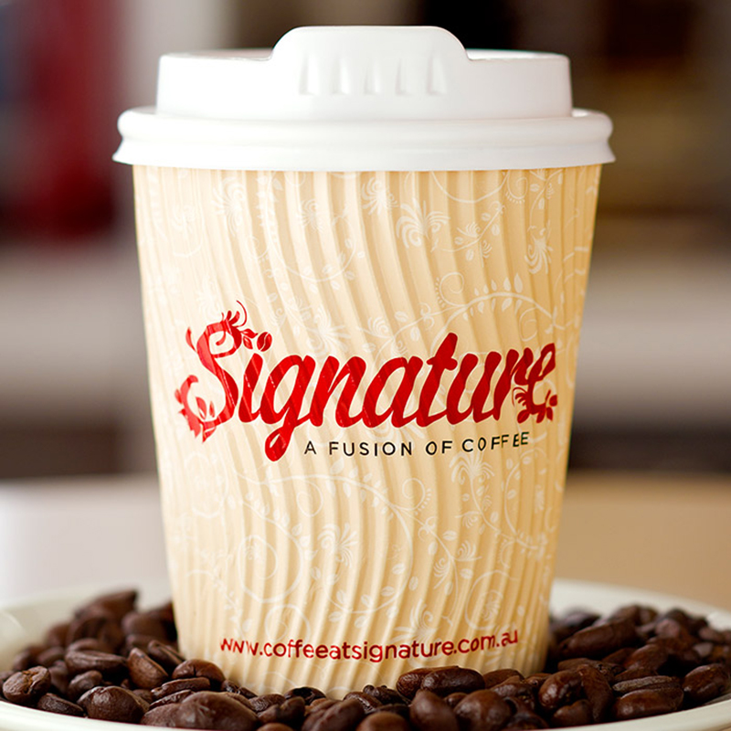 Signature Coffee – Branding