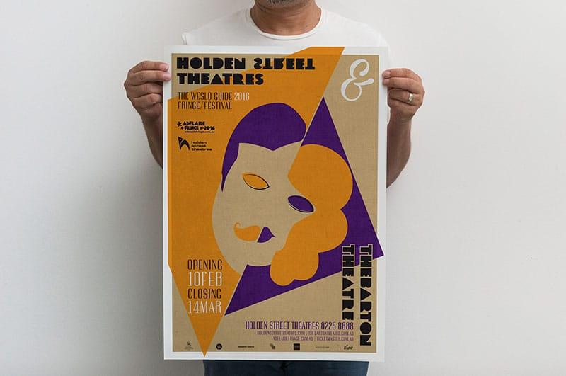 Holden Street Theatre – Graphic Design