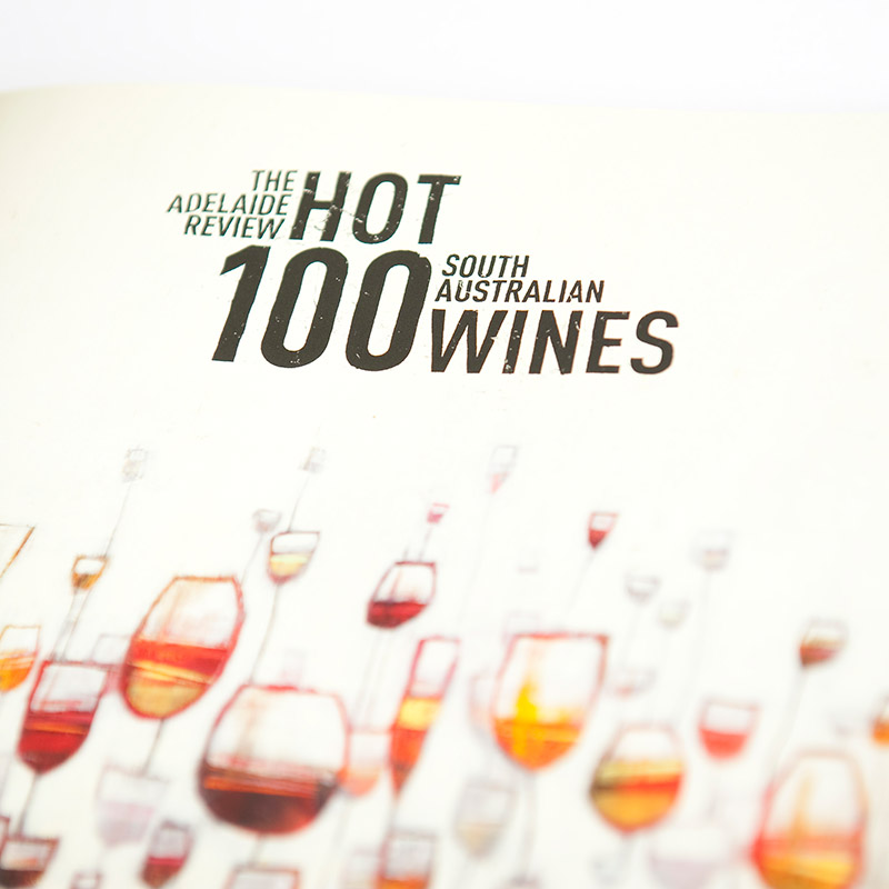 Hot 100 SA Wines – Design