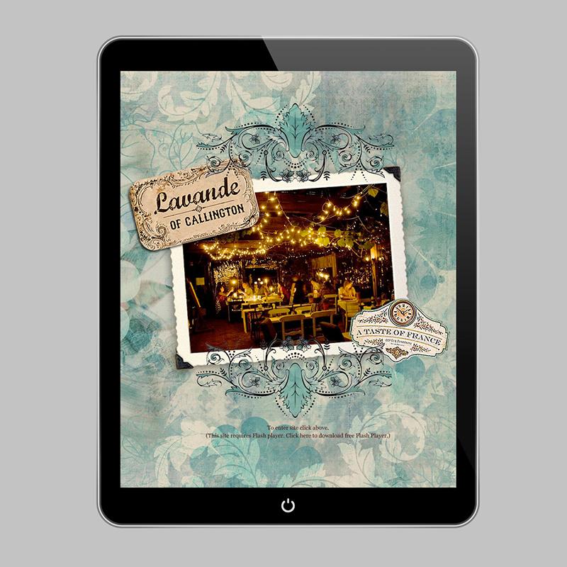 Lavande of Callington – Website