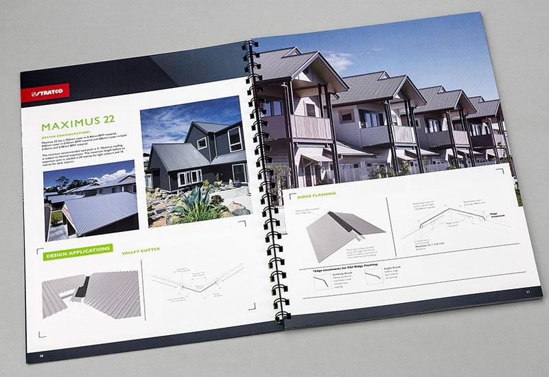 Stratco – Graphic Design