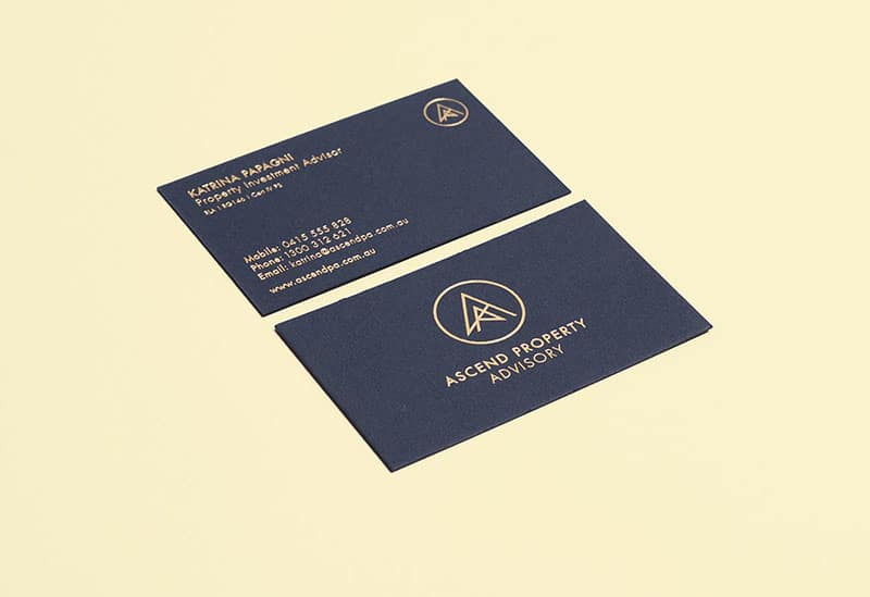 Ascend Property Advisory – Brand Identity