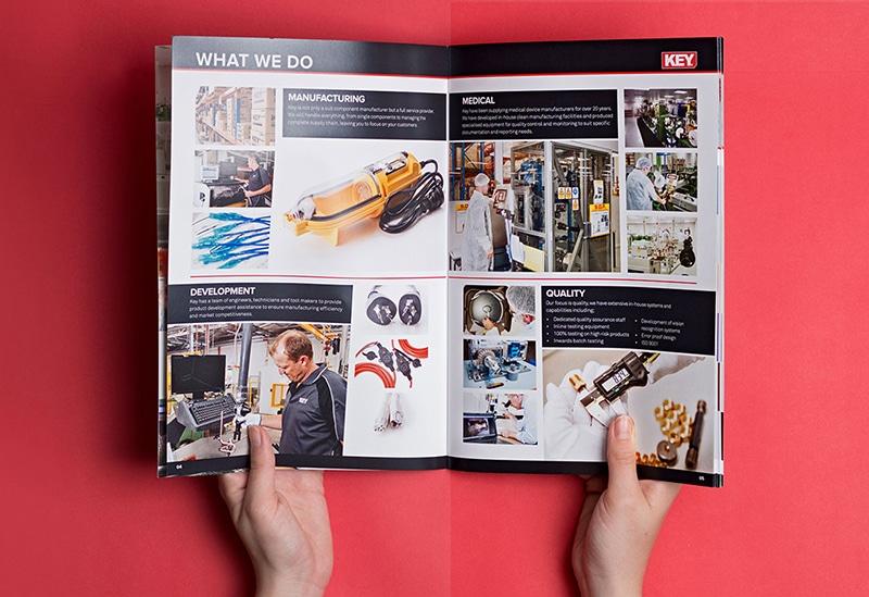 Key Tubing & Electrical – Graphic Design