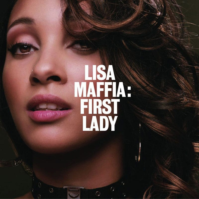 Lisa Maffia CD – Design