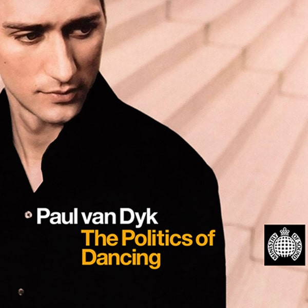 Paul Van Dyk CD – Design
