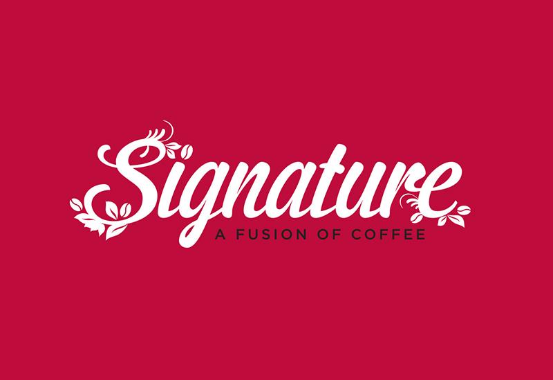 Signature Coffee – Branding