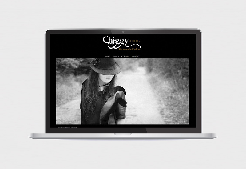 Chiggy Schiller – Website Design