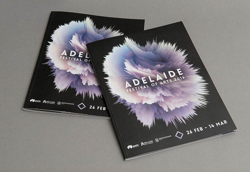 Adelaide Festival 2012/16 – Graphic Design
