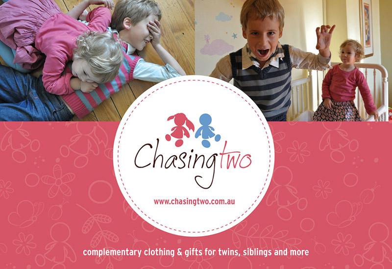 Chasing Two – Branding