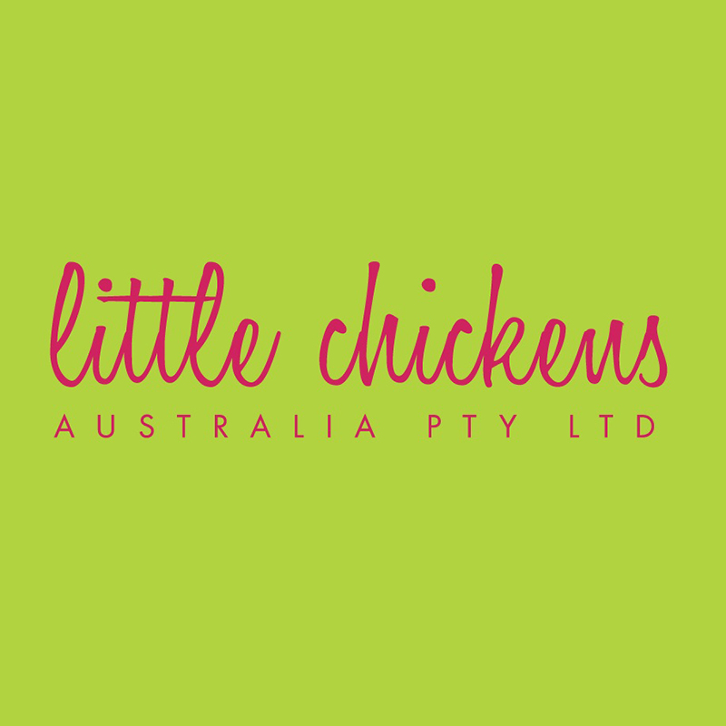Little Chickens Australia – Branding