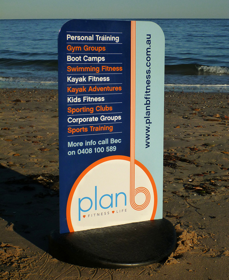 Plan B Fitness – Branding