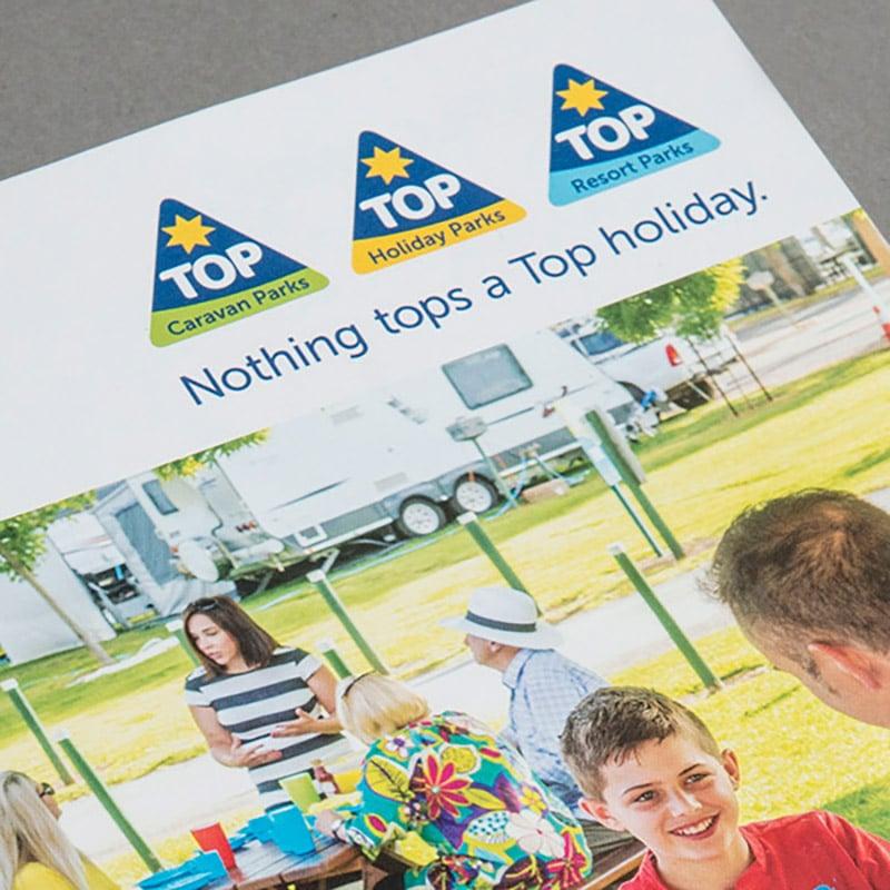 Top Parks – Rebrand