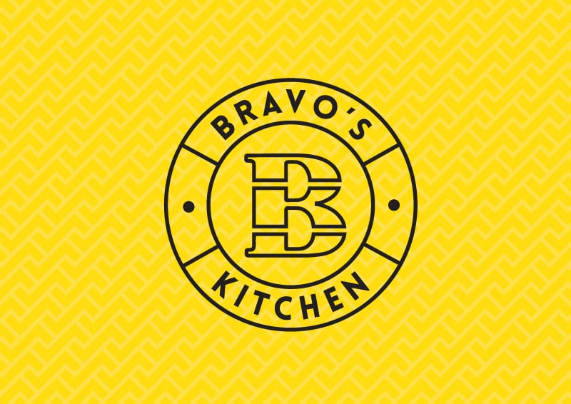 Bravo's Kitchen – Branding