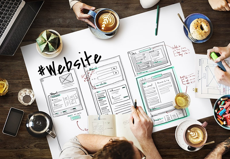 set goals and objectives for your website