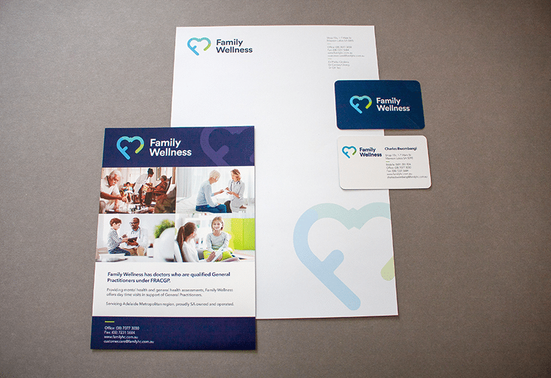 Family Wellness – Branding