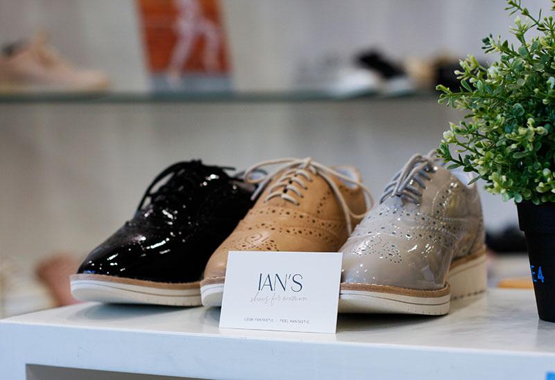 Ian's Shoes – Brand Strategy