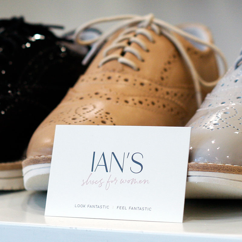 Ian's Shoes – Brand Strategy